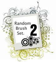 Random Brush Set 2 by Tink-ling