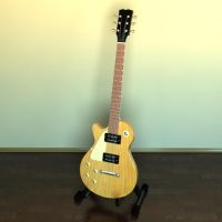 Electric guitar by Aethersis