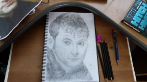 David Tennant by ofir98