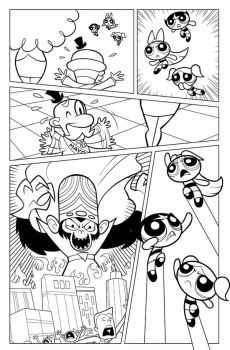 PPG Comic Pitch by YennyLaud
