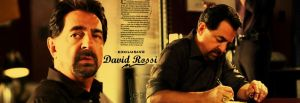 David Rossi writer by Anthony258