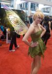 Tinkerbell at C2E2 2014 by tfcreate