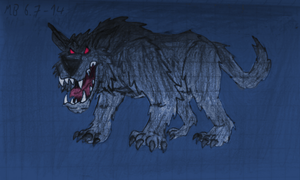 Barghest by Mara999