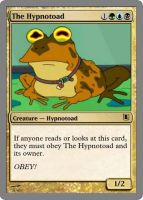The Hypnotoad by theUNDEADSHARK