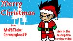 Merry Christmas by Dbzbabe