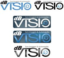 DBVisio Logo by digitalgraphics