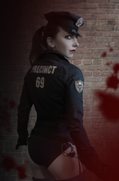precinct 69 by gadget-eneus