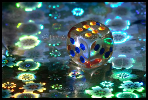 Spacecube by Lilyas