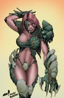 Witchblade Pain by HectorRubilar