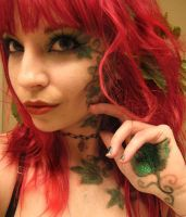 ::Poison Ivy:: by DecayedxElegance