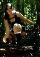 Lara in the jungle_TRU by Jessie-TR