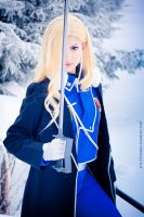 FMA -  Major General Armstrong by ayashige