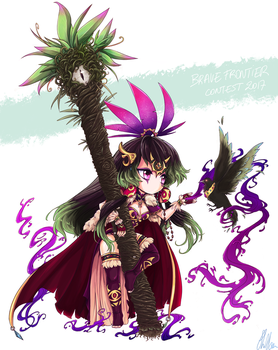 [Brave Frontier Contest 2] Mei'sa, discord Apex by ShiNaa
