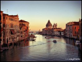Another Venice Evening by Unavi