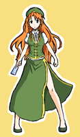 Pchat - Meiling by paxiti
