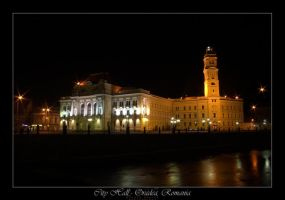 City Hall - Oradea by pirateye
