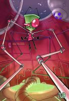 Zim the Mighty by Zubby