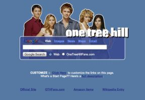 One Tree Hill Startpage by AwesomeStart