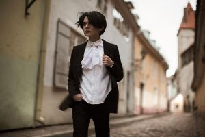 cosplay. Shingeki no kyojin - Levi by kmitenkova