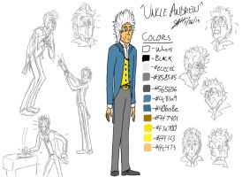 Uncle Andrew by GeebMachine