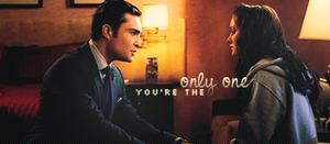 chuck and blair signature II by MsCanines