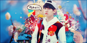 PSD COMING SOON - BYUN BAEKHYUN by choijuti