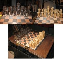 Chess - pieces by Tahirbrown