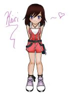Request: Kairi by Charlette-Cheshire