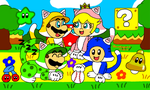 Super Mario 3D World by MarioSimpson1