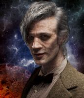 Age of a Timelord by evionn