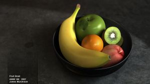 Fruit Bowl Assignment by Jammurch