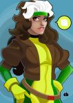 Rogue (UPDATED) by Courtnee-Blackmon