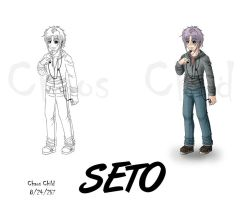 WOF Concept art - Seto by Chaos--Child