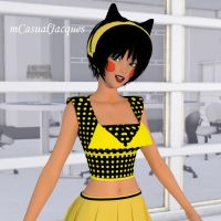 texture placement ( free top for Aiko3 ) by mCasual