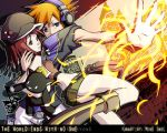 the world ends with you not me by OTAKUtindall