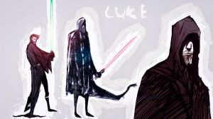 Luke by ElijahCurtis