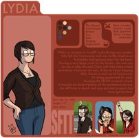 SftT: Lydia by Girl-on-the-Moon