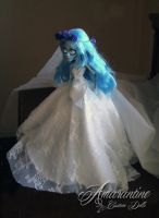 The Corpse Bride by AmarantineCustomDoll