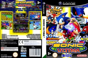 sonic ultima, complete by Trakker