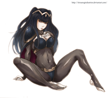 Tharja by TirNaNogIndustries