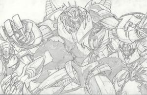 Insecticons by 1314