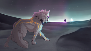Commission: Solemn by impalae