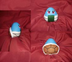 Pokelith - Squirtle by merlinemrys