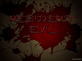 Resident Evil Blood by UndeadTeddy