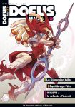 Cover of Dofus Mag 42 - Illustration Xelorium by MabaProduct