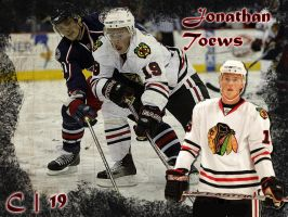 Jonathan Toews wallpaper by chicagosportsown