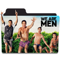 We are Men Folder Icon by efest