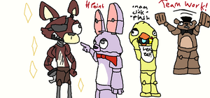 Five Nights At Gmod )XD by Moracalle