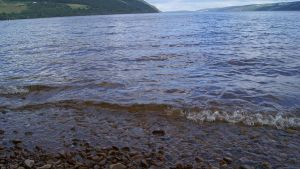 My pleasant shore of Loch Ness by Ryoishen