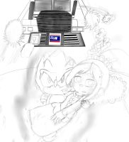 Base of vanellope in Escape from the city by I-G-imagination